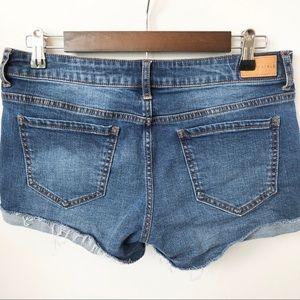 Aeropostale Shorts - Aeropostale Shorty Shorts w/Floral Detail • Size 8